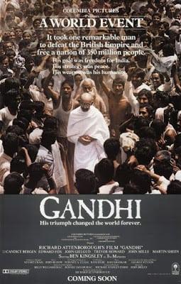 Gandhi (1982) มหาตมา คานธี