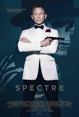 Spectre 007 (2015) องค์กรลับดับพยัคฆ์ร้าย เจมส์ บอนด์ 24