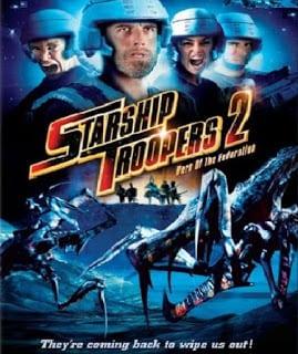 Starship Troopers 2: Hero of the Federation (2004) สงครามหมื่นขาล่าล้างจักรวาล 2