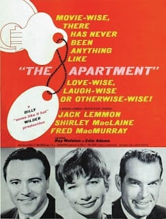 The Apartment (1960) ดิ อพาร์ทเม้นท์