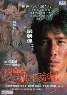 Chinese Midnight Express (1997) ขังโหดนรกเดือด