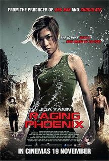 Raging Phoenix (2009) จีจ้า ดื้อสวยดุ