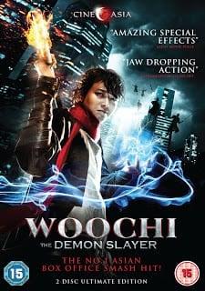 Woochi (2009) วูชิ ศึกเทพยุทธทะลุภพ
