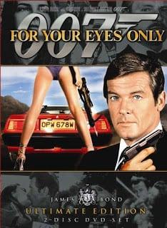 James Bond 007 For Your Eyes Only 1981 เจมส์ บอนด์ 007 ภาค 12