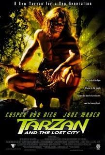 Tarzan and the Lost City (1998) ทาร์ซาน ผ่าขุมทรัพย์ 1000 ปี