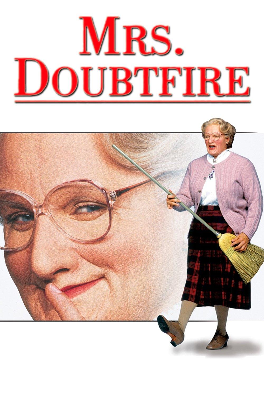 Mrs. Doubtfire (1993) คุณนายเด๊าท์ไฟร์ พี่เลี้ยงหัวใจหนุงหนิง