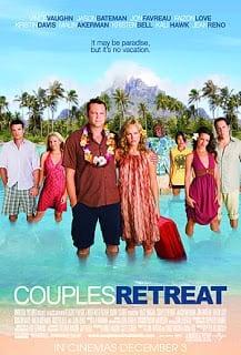 Couples Retreat (2009) เกาะสวรรค์ บําบัดหัวใจ