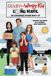 Diary of a Wimpy Kid The Long Haul (2017) ไดอารี่ของเด็กไม่เอาถ่าน 4