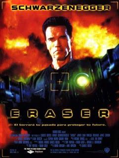 Eraser (1996) อีเรเซอร์ ฅนเหล็กพยัคฆ์ร้ายพระกาฬ
