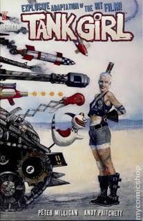 Tank Girl (1995) สาวเพี้ยนเกรียนกู้โลก [Soundtrack บรรยายไทย]