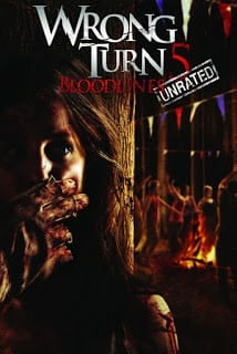 Wrong Turn 5: Bloodlines (2012) หวีดเขมือบคน ภาค 5 ปาร์ตี้สยอง