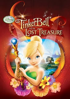 Tinker Bell and the Lost Treasure (2009) ทิงเกอร์เบลล์กับสมบัติที่สูญหาย