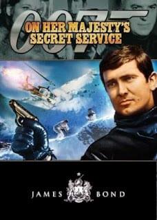 James Bond 007 On Her Majestys Secret Service 1969 เจมส์ บอนด์ 007 ภาค 6