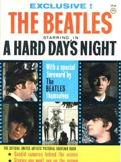 A Hard Day's Night (1964) เดอะ บีเทิลล์ ขออัศจรรย์สักวันเหอะน่า