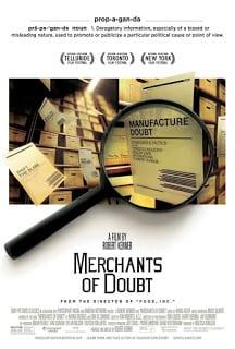 Merchants of Doubt (2014) ตีแสกหน้า องค์กรลวงโลก [Sub Thai]