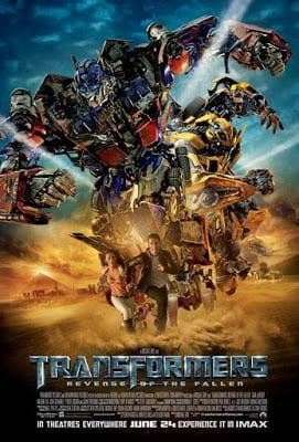 Transformers 2: Revenge of the Fallen (2009) ทรานส์ฟอร์มเมอร์ส 2 อภิมหาสงครามแค้น