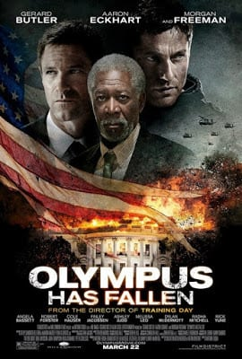 Olympus Has Fallen (2013) ฝ่าวิกฤติ วินาศกรรมทำเนียบขาว