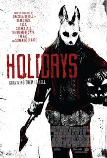 Holidays (2016) ฮอลิเดย์ วันหยุด สุดสยอง (พากย์ไทย / ENG บรรยายไทย)