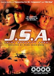 J.S.A. Joint Security Area (2000) สงครามเกียรติยศ มิตรภาพเหนือพรมแดน