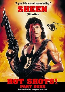 Hot Shots! Part Deux (1993) ฮ็อตช็อต 2 เสืออากาศจิตป่วน ตอน นักรบแรมเบอะสมองเลอะ