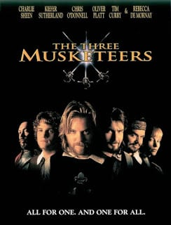 The Three Musketeers (1993) สามทหารเสือ