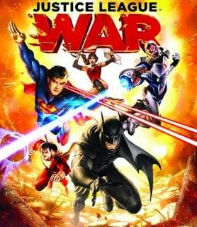 Justice League War (2014) สงครามกำเนิดจัสติซ ลีก