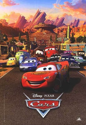 Cars 1 (2006) 4 ล้อซิ่ง…ซ่าท้าโลก