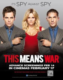 This Means War (2012) สงครามหัวใจ คู่ระห่ำพยัคฆ์ร้าย