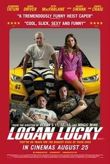 Logan Lucky (2017) แผนปล้นลัคกี้ โชคดีนะโลแกน (ซับไทย)