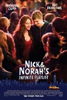 Nick and Norah's Infinite Playlist (2008) คืนกิ๊ก…ขอหัวใจเป็นของเธอ