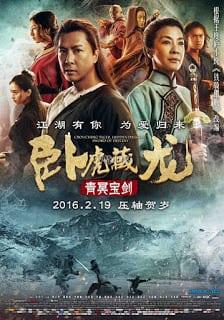 Crouching Tiger Hidden Dragon: Sword of Destiny (2016) พยัคฆ์ระห่ำ มังกรผยองโลก 2: ชะตาเขียว (ซับไทย)