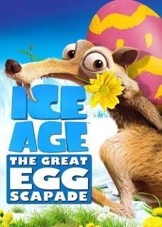 Ice Age: The Great Egg-Scapade (2016) ไอซ์ เอจ เจาะยุคน้ำแข็งมหัศจรรย์ การล่าไข่