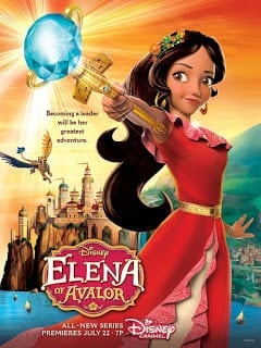Elena Of Avalor Ready To Rule (2016) เจ้าหญิงเอเลน่าแห่งอาวาลอร์ เตรียมความพร้อมก่อนการเป็นเจ้าหญิง