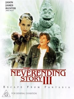 The Neverending Story III (1994) มหัศจรรย์สุดขอบฟ้า ภาค 3