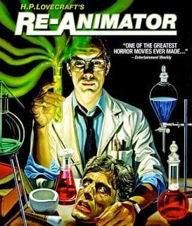 Re-Animator (1985) คนเปลี่ยนหัวคน