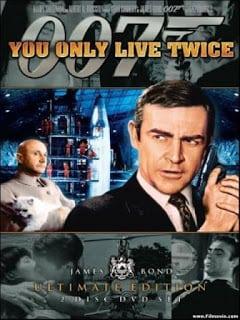 James Bond 007 You Only Live Twice 1967 เจมส์ บอนด์ 007 ภาค 5