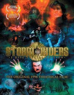 The Storm Riders (1998) ฟงอวิ๋น ขี่พายุทะลุฟ้า 1