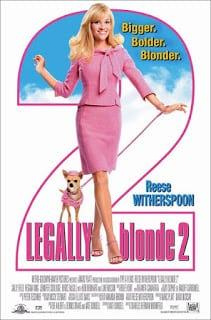 Legally Blonde 2 Red White & Blonde (2003) สาวบลอนด์หัวใจดี๊ด๊า 2