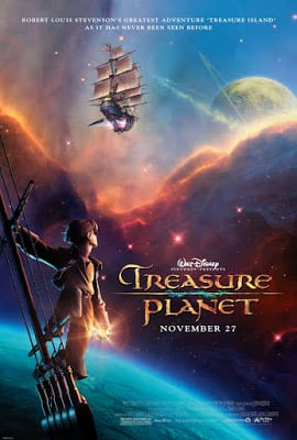 Treasure Planet (2002) เทรเชอร์ แพลเน็ต ผจญภัยล่าขุมทรัพย์ดาวมฤตยู