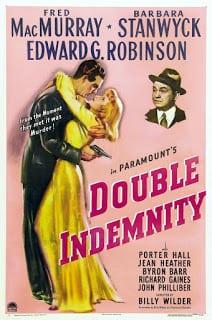 Double Indemnity (1944) หนังนัวร์คลาสสิคของผุ้กำกับ บิลลี่ ไวล์เดอร์