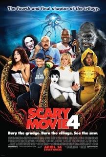 Scary Movie 4 (2006) ยําหนังจี้ หวีดล้างโลก ภาค 4