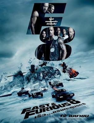Fast 8 Fast And Furious 8 (2017) เร็วแรงทะลุนรก 8