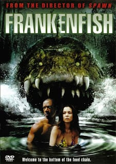 Frankenfish (2004) อสูรสยองบึงนรก