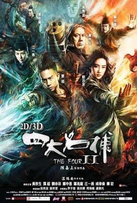 The Four 2 (2013) 4 มหากาฬพญายม 2