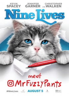Nine Lives (2016) แมวเก้าชีวิต เพี้ยนสุดโลก