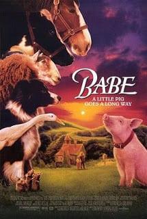 Babe (1995) เบ๊บ หมูน้อยหัวใจเทวดา