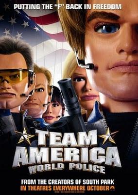 Team America: World Police (2004) หน่วยพิทักษ์ กู้ภัยโลก