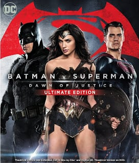 Batman v Superman Dawn of Justice (2016) Extended Ultimate Edition แบทแมน ปะทะ ซูเปอร์แมน แสงอรุณแห่งยุติธรรม ฉบับเต็มไม่มีตัด ยาวกว่าโรง 30 นาที [Soundtrack บรรยายไทย]