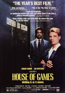 House of Games (1987) เกมส์พลิกชีวิต
