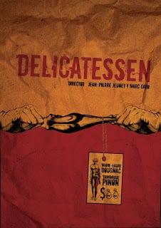 Delicatessen (1991) อพาร์ทเมนท์สุดบ้า กับการล่าเนื้อคนสุดเพี้ยน